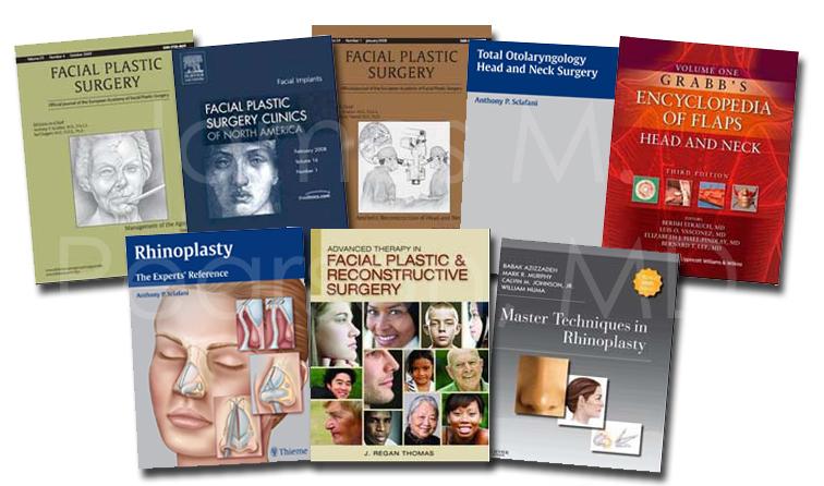 Textbook facial plastic surgery