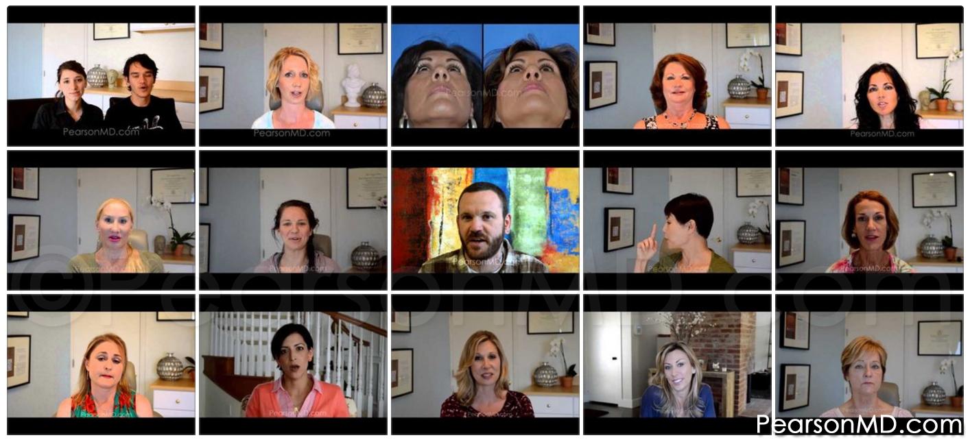Pearson Plastic Surgery Videos